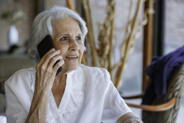 How You Can Keep Your Elderly Loved One's Safe From a Distance